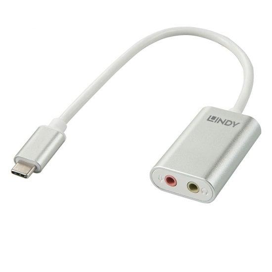 USB Type C to Audio Converter