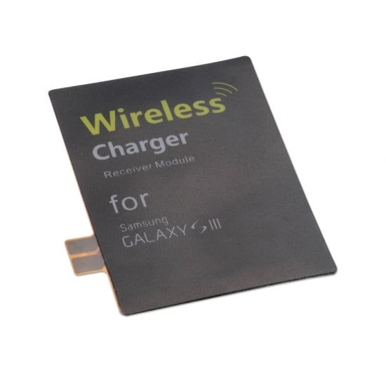 Wireless Charging Adapter for Samsung Galaxy S3